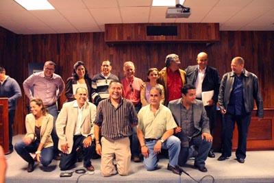 Profesores la Licenciatura en Comunicación y Periodismo